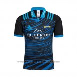 Maillot Hurricanes Rugby 2018-2019 Entrainement