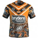 Maillot Wests Tigers Rugby 2019 Indigene