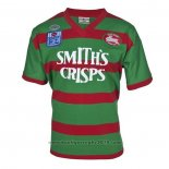 Maillot South Sydney Rabbitohs Rugby 1989 Retro