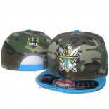 NRL Snapback Casquette Gold Coast Titans Camouflage