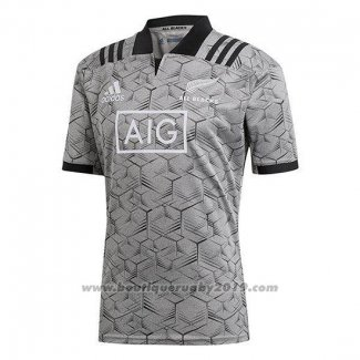 Maillot Nouvelle-Zelande Maori All Blacks Rugby 2018-2019 Domicile