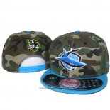 NRL Snapback Casquette Cronulla Sutherland Sharks Camouflage