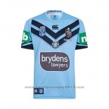 Maillot NSW Blues Rugby 2019 Domicile