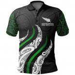 Maillot Polo All Blacks Rugby 2021 Indigene