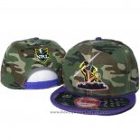 NRL Snapback Casquette Melbourne Storm Camouflage