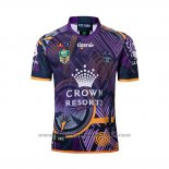 Maillot Melbourne Storm Rugby 2018-2019 Commemorative