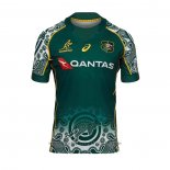 Maillot Australie Rugby 2021 Domicile