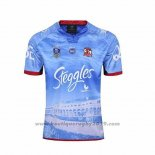 Maillot Sydney Roosters Rugby 2016-2017 Exterieur