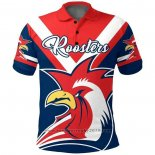 Maillot Polo Sydney Roosters Rugby 2021 Indigene