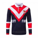 Maillot Polo Sydney Roosters Rugby 2021 Retro