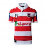 Maillot St George Illawarra Dragons Rugby 2021 Entrainement
