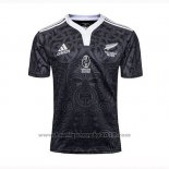 Maillot Nouvelle-Zelande All Blacks Maori Rugby 100th Commemorative