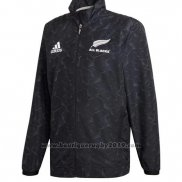 Nouvelle-Zelande All Blacks Rugby 2018-2019 Veste