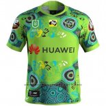 WH Maillot Canberra Raiders Rugby 2019 Indigene