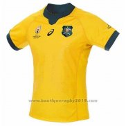 Maillot Australie Rugby RWC 2019 Domicile