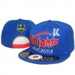 NRL Snapback Casquette Newcastle Knights