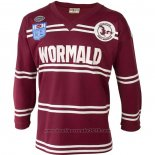 Maillot Manly Warringah Sea Eagles Rugby 1987 Retro