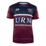 Maillot Manly Warringah Sea Eagles Rugby 2020 Entrainement