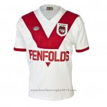 Maillot St George Illawarra Dragons Rugby 1979 Retro