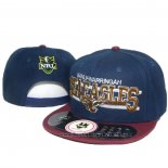 NRL Snapback Casquette Manly Warringah Sea Eagles Fonce Bleu