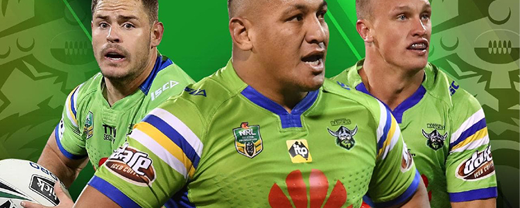 boutiquerugby2019 Canberra Raiders